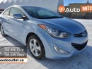 Used 2013 Hyundai Elantra GLS 2dr Coupe for sale in Edmonton, AB