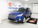 Used 2017 Ford Escape 4WD!! Practically new in lightning blue! for sale in Edmonton, AB