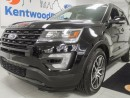 Used 2017 Ford Explorer I can show you the world... with NAV and twin panel sunroof!!! for sale in Edmonton, AB