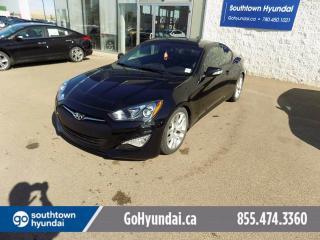 Used 2016 Hyundai Genesis Coupe 3.8 Premium 2dr Rear-wheel Drive for sale in Edmonton, AB