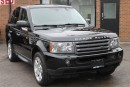 Used 2006 Land Rover Range Rover Sport HSE *FULLY LOADED/NAVI/CERTIFIED* for sale in Scarborough, ON