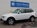 Used 2007 BMW X3 3.0Si for sale in Edmonton, AB