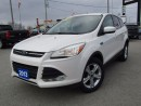 Used 2013 Ford Escape SE for sale in St Catharines, ON
