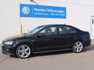 Used 2017 Volkswagen Jetta GLI Autobahn for sale in Edmonton, AB