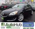 Used 2015 Buick Regal TURBO | LEATHER | POWER SEAT | CAMER | ALLOY | LUX for sale in Hamilton, ON