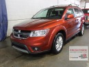 Used 2014 Dodge Journey SXT/ GPS NAVIGATION/ DVD/ SUNROOF/ 3RD ROW for sale in Edmonton, AB