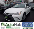 Used 2016 Toyota Camry LE|POWER GROUP|REAR VIEW CAMER|TOYOTA WARRANTY|LOW for sale in Hamilton, ON