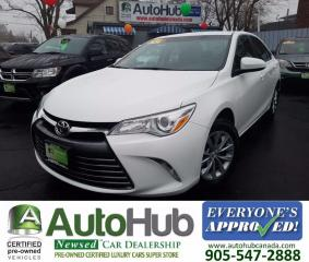 Used 2016 Toyota Camry LE-REAR VIEW CAMERA for sale in Hamilton, ON