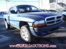 Used 2004 Dodge DAKOTA  QUAD CAB 4WD for sale in Calgary, AB