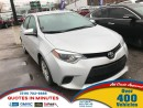 Used 2014 Toyota Corolla CE | AUTO LOANS APPROVED for sale in London, ON