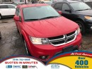 Used 2014 Dodge Journey SXT   ROOF   7PASS   HEATED SEATS   REAR AIR for sale in London, ON