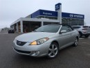Used 2005 Toyota Solara 2-door Coupe SE V6 5A V6 SLE *CONVERTIBLE*!  LEATH for sale in Barrie, ON