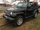 Used 2016 Jeep Wrangler Sahara for sale in Burlington, ON