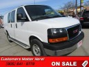 Used 2015 GMC Savana Cargo Van CAGE, RUNNING BOARDS, POWER-GROUP! for sale in St Catharines, ON