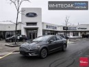 Used 2017 Ford Fusion SE, TECH PKG, LEATHER, ROOF, 18 WHEELS for sale in Mississauga, ON