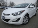 Used 2016 Hyundai Elantra L-One owner-LIKE NEW for sale in Mississauga, ON