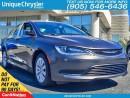 Used 2016 Chrysler 200 LX| PUSH START| FULL FACTORY WARRANTY| for sale in Burlington, ON