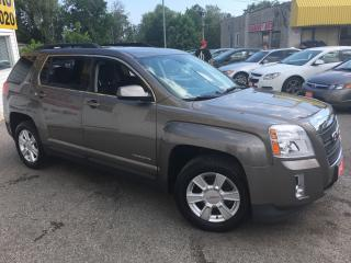 Used 2012 GMC Terrain SLE-2/BACK UP CAMERA/LOADED/ALLOYS for sale in Scarborough, ON