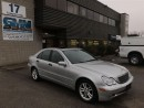 Used 2004 Mercedes-Benz C-Class C240 Classic Sunroof Heated Leather Seats for sale in North York, ON