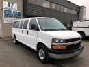 Used 2013 Chevrolet Express 3500 LT Extended 15 Passenger Van Gas for sale in North York, ON