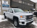Used 2015 GMC Sierra 2500 HD SLE Double Cab Long Box 4X4 Gas for sale in North York, ON