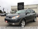 Used 2012 Hyundai Veracruz GLS 3.8L AWD | LEATHER | NO ACCIDENTS for sale in Kitchener, ON