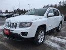 Used 2015 Jeep Compass North - Heated Seats - Remote Start for sale in Norwood, ON