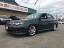 Used 2008 Subaru Impreza WRX WRX! SEDAN! AWD! TURBO! for sale in Bolton, ON