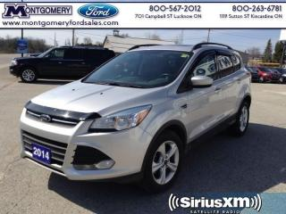 Used 2014 Ford Escape SE  NAV - VOICE ACTIVATED SYS - PANO ROOF - CAMERA for sale in Kincardine, ON