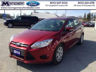 Used 2014 Ford Focus SE  SYNC - Bluetooth for sale in Kincardine, ON