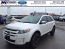 Used 2013 Ford Edge SEL for sale in Kincardine, ON