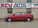 Used 2012 Hyundai Elantra GLS 1 OWNER ONLY 23000KM SUNROOF for sale in Hamilton, ON