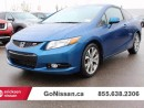 Used 2012 Honda Civic Si - Priced lower then wholesale value for sale in Edmonton, AB