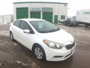 Used 2014 Kia Forte LX for sale in Thunder Bay, ON