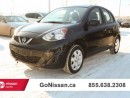 Used 2015 Nissan Micra S Auto 4dr Hatchback for sale in Edmonton, AB