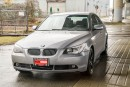 Used 2007 BMW 525 xi Coquitlam Location - 604-298-6161 for sale in Langley, BC