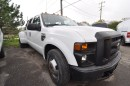 Used 2008 Ford F-350 XL Dually Diesel Crew Cab for sale in Aurora, ON