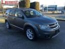 Used 2012 Dodge Journey SXT & Crew for sale in Richmond, BC