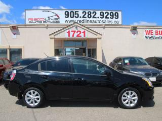 Used 2012 Nissan Sentra 2.0 S, Alloys, WE APPROVE ALL CREDIT for sale in Mississauga, ON