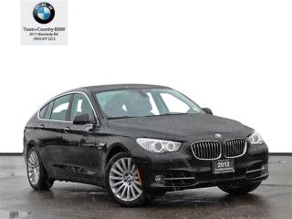 Used 2012 BMW 535xi xDrive Gran Turismo 6Yrs/160KM Warranty for sale in Unionville, ON