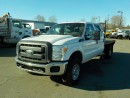 Used 2012 Ford F-350 SD XL Crew Cab Long Bed Flat Deck 4WD for sale in Burnaby, BC