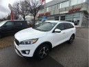 Used 2016 Kia Sorento 3.3L EX 7-Seater, Leather, Blindspot Detection sys for sale in Mississauga, ON