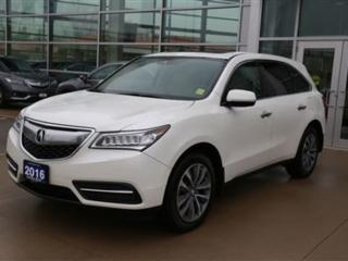 Used 2016 Acura MDX Navigation Package for sale in London, ON