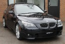 Used 2009 BMW 5 Series 550i M PKG *ONE OWNER| NO ACCIDENTS* for sale in Scarborough, ON
