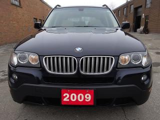 Used 2009 BMW X3 FULL POWER GROUP,PANO ROOF,VERY CLEAN for sale in North York, ON