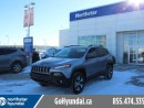 Used 2016 Jeep Cherokee Trailhawk Leather Pano Roof for sale in Edmonton, AB