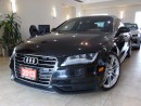 Used 2013 Audi A7 3.0 Premium S-Line|HeadsUp Display|Navi|BlindSpot for sale in Toronto, ON