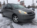 Used 2005 Toyota Sienna CE for sale in Barrie, ON