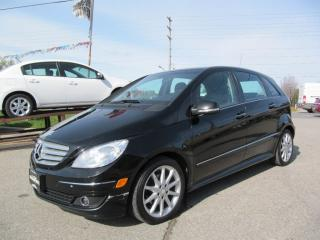 Used 2008 Mercedes-Benz B-Class B200 for sale in Newmarket, ON