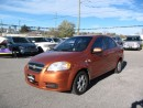 Used 2007 Chevrolet Aveo LS AUTO , AIR , ALLOYS for sale in Newmarket, ON